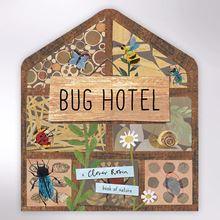 Bug hotel - children's board book