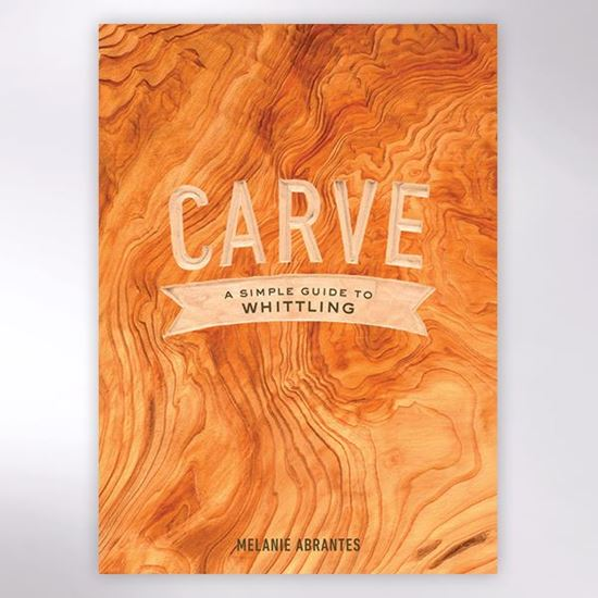 Carve - a guide to whittling book