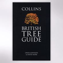 Collins British Tree Guide book