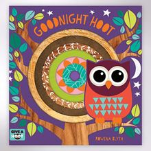 Goodnight Hoot children's book