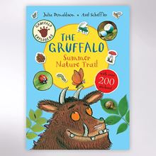 The Gruffalo Summer Nature Trail children's book