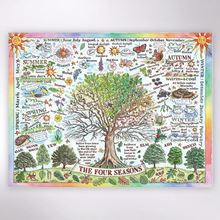 Woodland Trust - The Four Seasons jigsaw