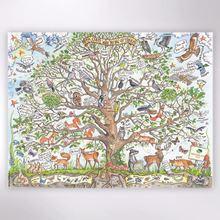 Woodland trust - The Great Oak jigsaw