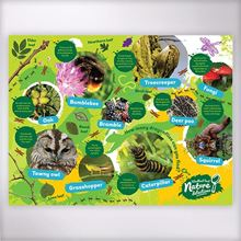 Woodland Trust - What's Hiding in the Woods jigsaw