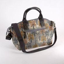 Willow design hand-held bag