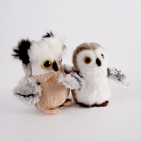 Living Nature baby owl mini buddy