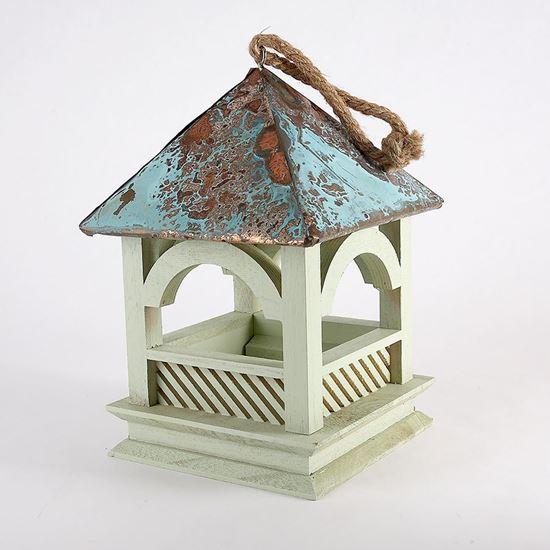 Bempton hanging bird table