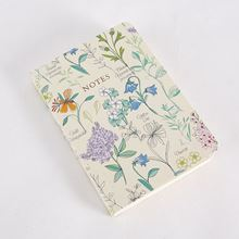 Woodland botanical A6 notebook