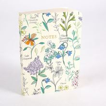 Botanicals handbag notebook