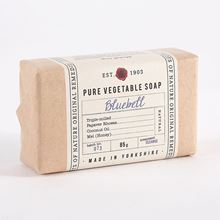 Bluebell soap
