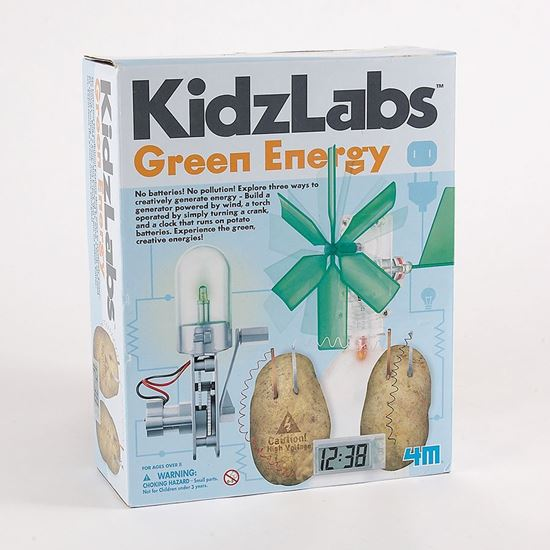 Kidzlabs Green Energy