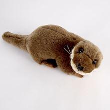 Otter soft toy