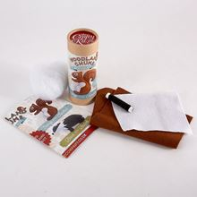 Nutmeg the Squirrel craft kit
