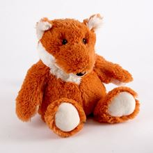 Warmies plush fox
