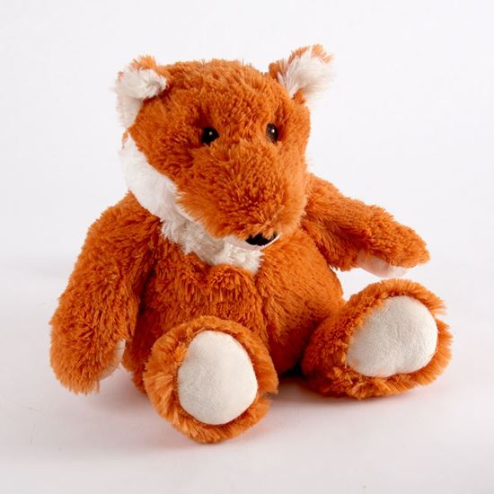 Warmies plush fox