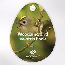 Woodland Trust swatch book - birds