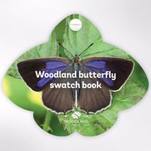 Woodland Trust swatch book - Butterfly