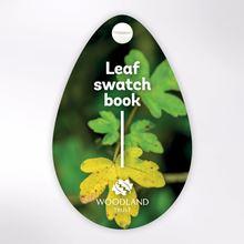 Woodland Trust swatch book - Leaf