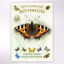 Let's Look for Butterflies book