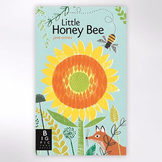Little Honey Bee children's book Katie Haworth, illustrations by Jane Ormes.
