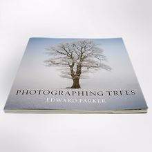 Photographing Trees book, Edward Parker.