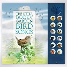 The Little Book of Garden Bird Songs by Andrea Pinnington and Caz Buckingham.