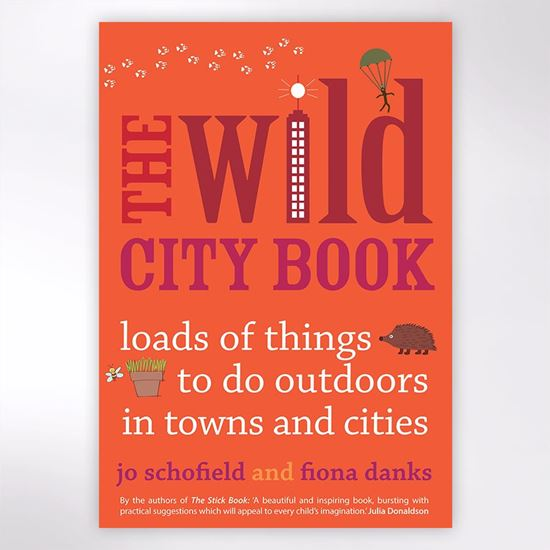 The Wild City Book by Jo Schofield and Fiona Danks