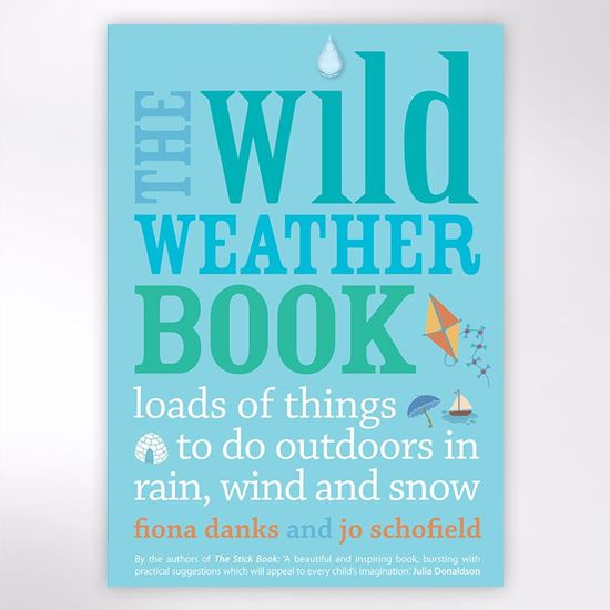 The Wild Weather Book by Jo Schofield and Fiona Danks.