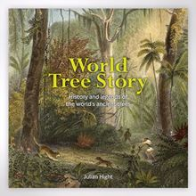World Tree Story book by Julian Hight