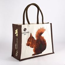 Woodland Trust shopper bag - Squirrel