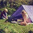 Cottage Den Kit - for indoor and outdoor den building