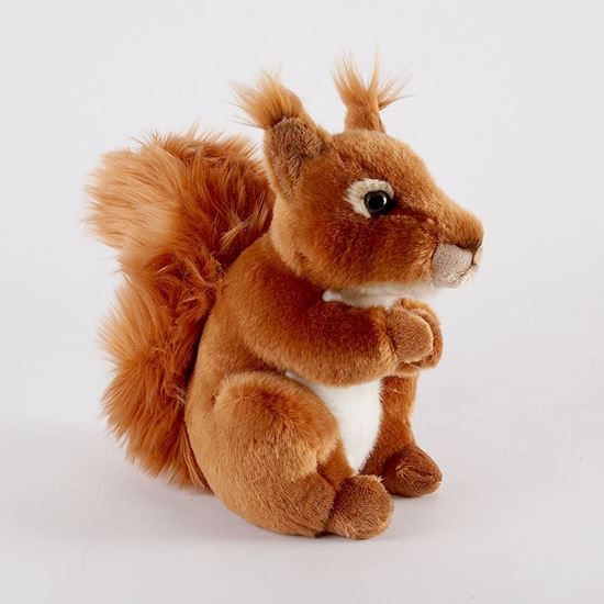 Wilberry Woodland squirrel soft toy