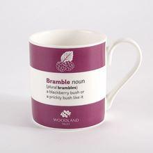 Woodland Trust mug - bramble