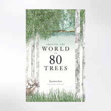 Around the World in 80 trees book