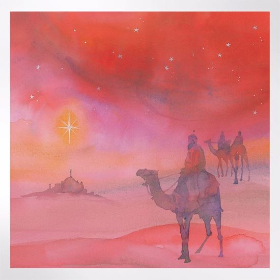 The Journey Christmas cards pack of 8
