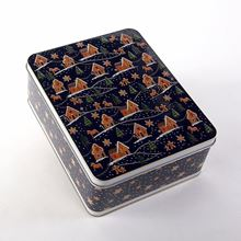 Milly Green Gingerbread Tin of Biscuits