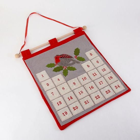 Felt Square Advent Calendar