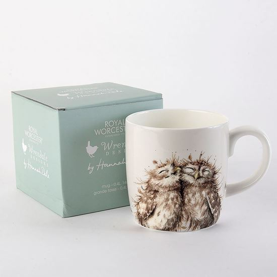 Wrendale Designs Twits Mug