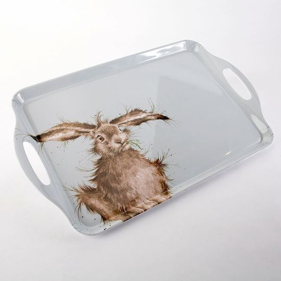 Wrendale Designs 'Hare Brained' Tray