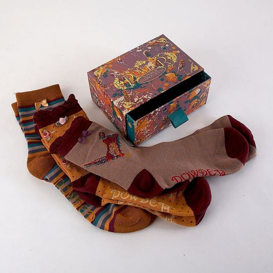 Pheasant sock box