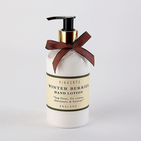 Winter Berries Hand Lotion