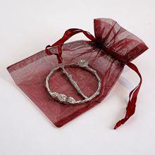 English Rose Scarf Ring