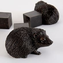Bronze Hedgehog pot feet