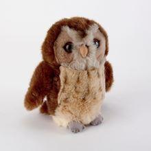 Tawny owl soft toy