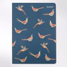 Woodland Trust 2019 Pheasant Diary
