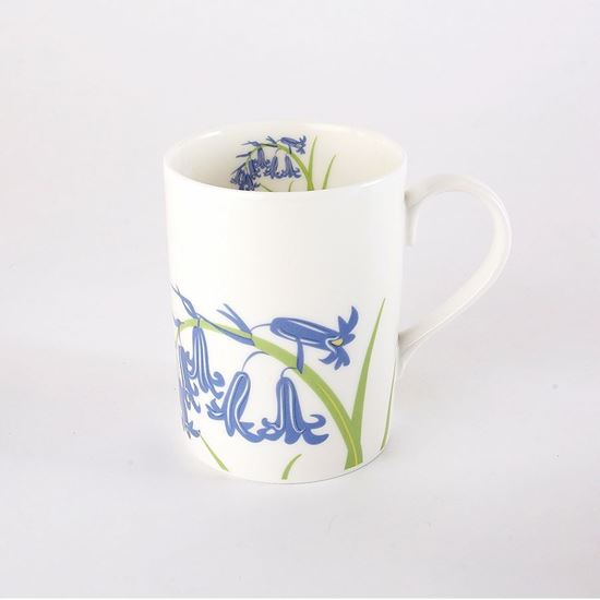 Picture of Woodland Trust single bluebells mug