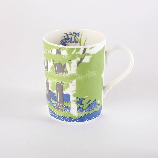 Picture of Woodland Trust bluebell woods mug