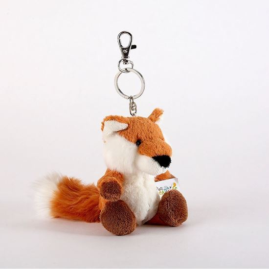 Picture of Jasper the fox keyring