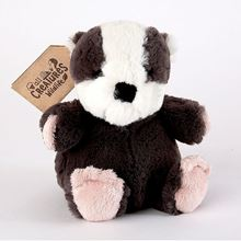 Picture of Milton the badger