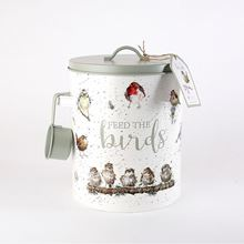 Picture of Wrendale Designs feed the birds tin